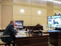 رایزنی پوتین با غولهای نفتی روسیه