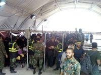 بازگشایی دروازه دوم پایانه مرزی چذابه بر روی زائران اربعین