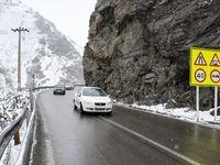 احتمال محدودیت ترافیکی در جاده چالوس
