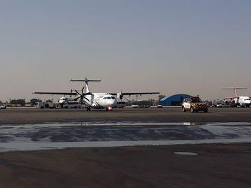 ورود ۵فروند هواپیمای ایتیآر جدید به کشور