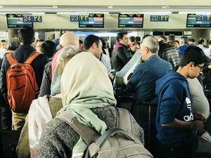 سفر خارجی ایرانیها ۲۴درصد کمتر شد