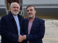 دانشمند ایرانی محبوس در آمریکا وارد ایران شد +فیلم