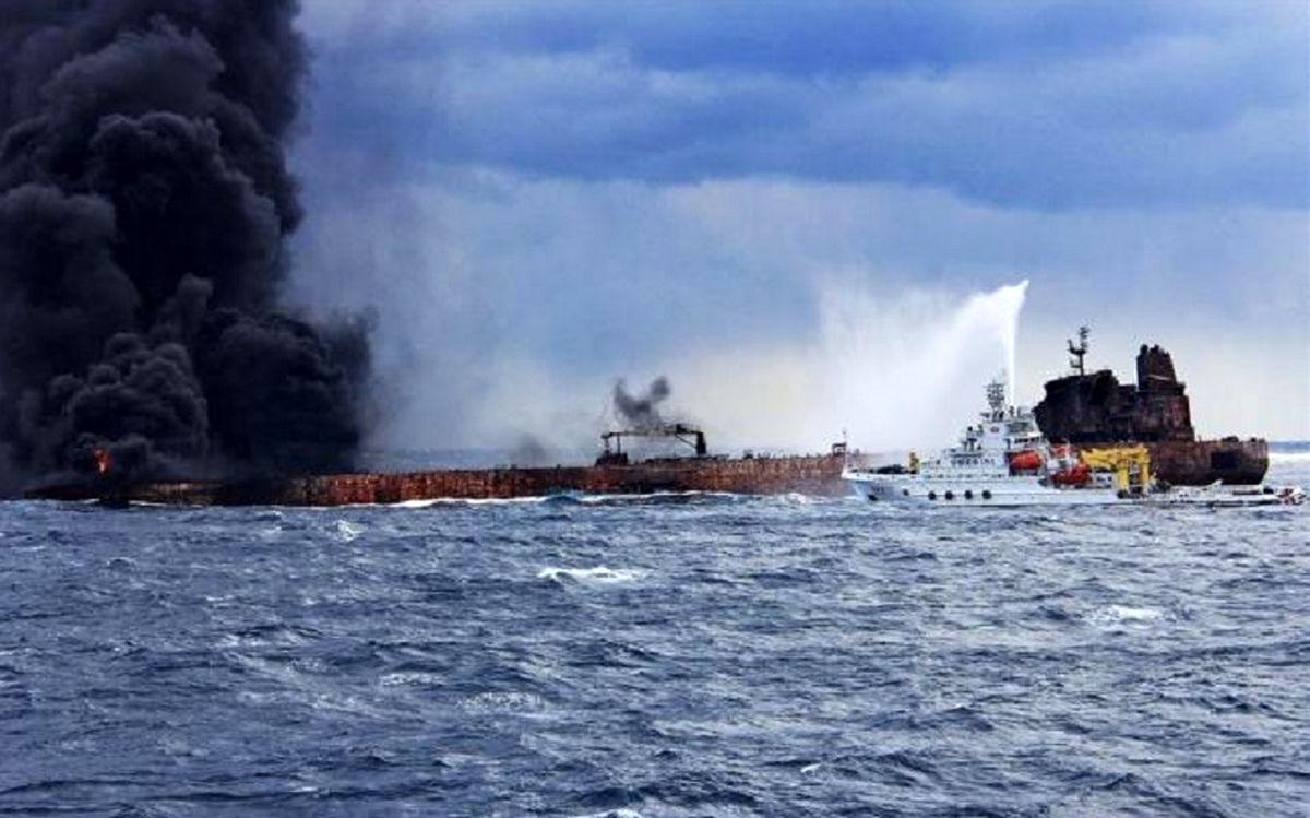 هیچ نشانهای از خروج خدمه سانچی از کشتی وجود ندارد