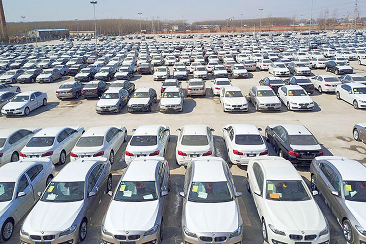 5108خودروی دپو شده در انتظار دستور وزیر صنعت/ 1200 خودرو مشکل قضایی دارند