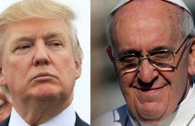 ترامپ به دیدار پاپ میرود