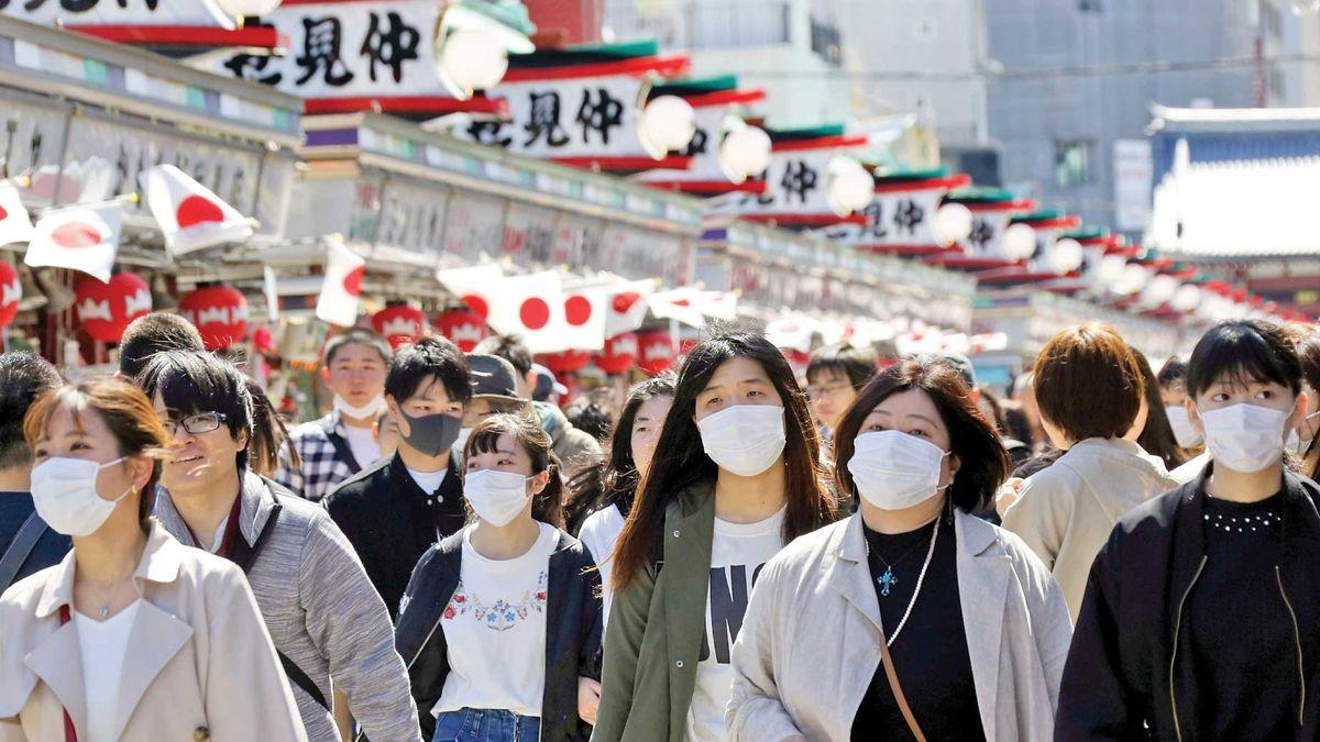 ژاپنیها سبک جدید زندگی را پذیرفتهاند