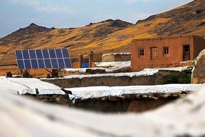 روستایی که برق تولید میکند +تصاویر