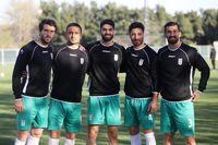 تیمملی سیاهپوش شد +عکس