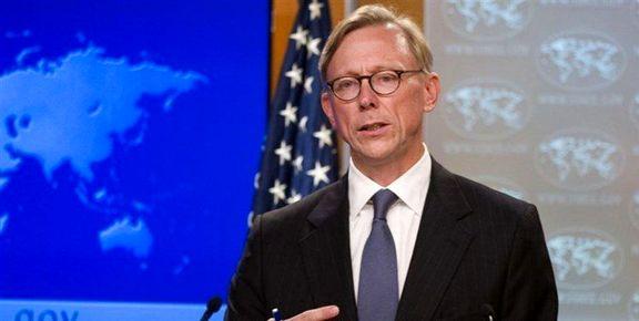 برایان هوک ادعای مقامات آمریکایی درباره ایران را تکرار کرد