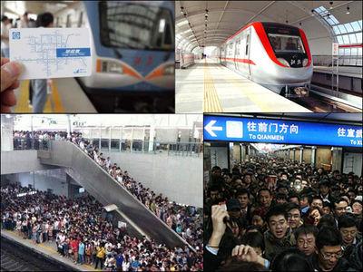 سرمایه گذاری ۷۸میلیارد دلاری پکن برای توسعه حمل و نقل