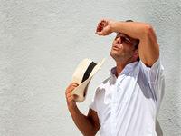 خطر گرمازدگی در تابستان کرونایی