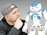 نمایش برترین روباتهای جهان در چین