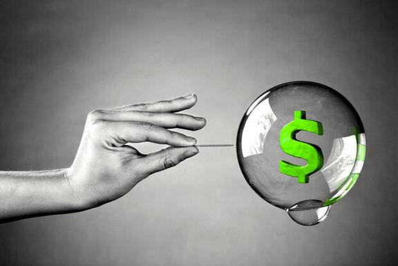 پیتر شف: بازی تمام شد؛ حباب سهام آمریکا در حال ترکیدن است!