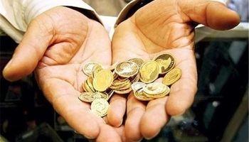 قیمت طلا و سکه در آخرین روز هفته/ بهای اونس جهانی ۲۶دلار سقوط کرد