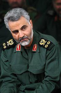 حفاظت سردار سلیمانی از هواپیماهای فرودگاه کرمان