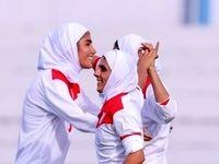 پیروزی بانوان فوتبالیست در مرحله دوم انتخابی المپیک