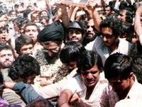 استقبال مردم هندوستان از رهبر انقلاب +عکس