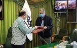 امضای تفاهمنامه همکاری بین فولاد مبارکه و اتاق تهران