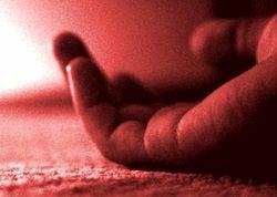 مرگ جوانی بر اثر بلعیدن مواد مخدر