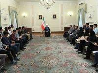 روحانی: رقابت سالم و عادلانه در همه زمینهها موجب پیشرفت است/ نخبگان و مدالآوران المپیادهای جهانی، قهرمانان عرصه استعداد، آموزش و یادگیری هستند
