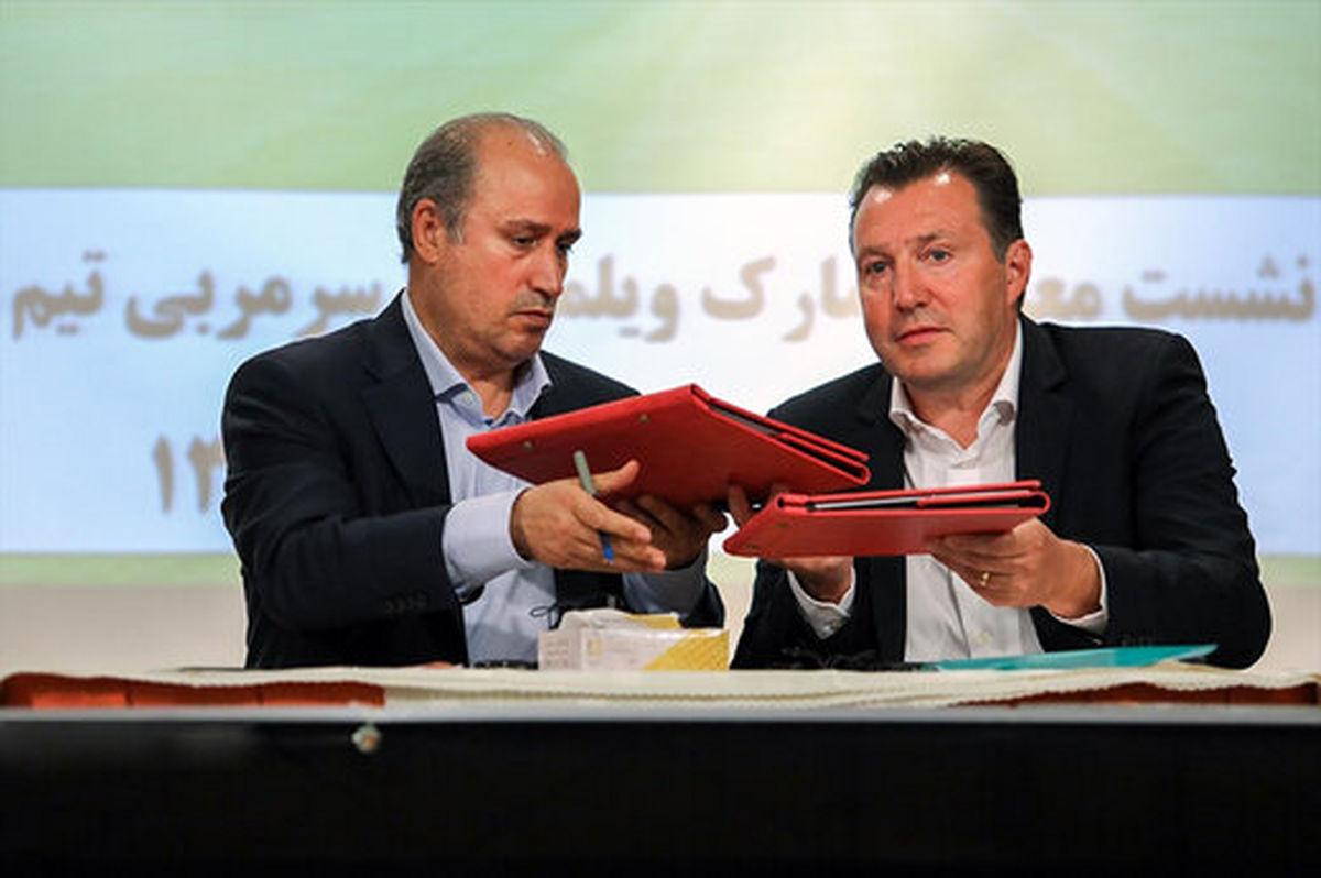 وضعیت اسفناک قراردادها در ورزش حرفهای ایران