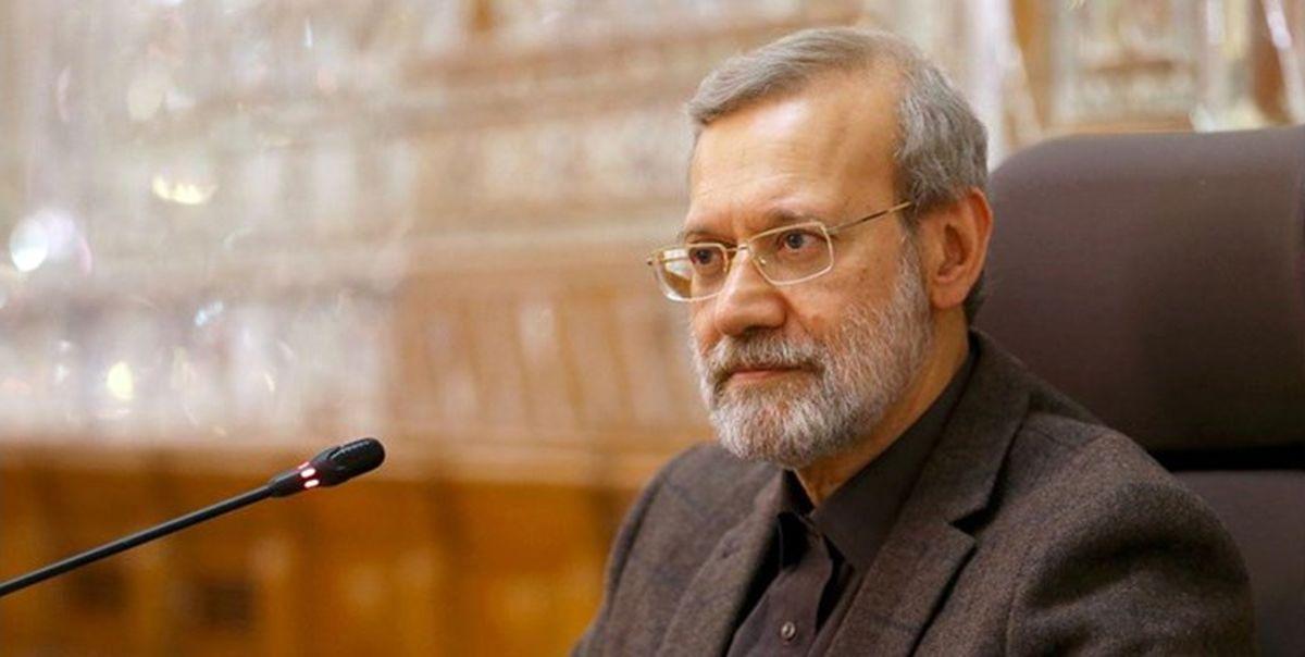 لاریجانی: دولت باید قدردان سپاه در حوزه محرومیتزدایی باشد/ ارائه خدمات بهداری نیروی رزمی سپاه به مناطق محروم