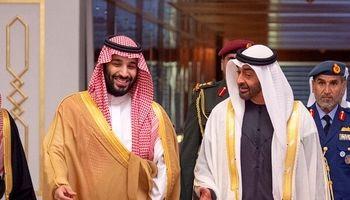 سفر جنجالی ولیعهد ابوظبی به عربستان
