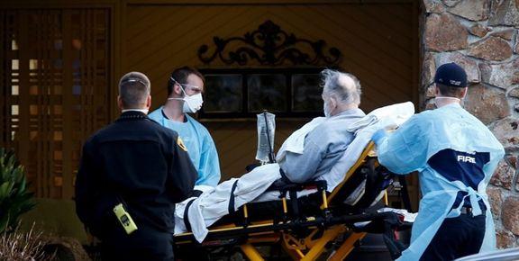 مبتلایان به کرونا در آمریکا از ۲۰۰هزار نفر فراتر رفت