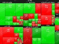 افت ۱۵هزار و ۶۰۰واحدی نماگر بورس تهران