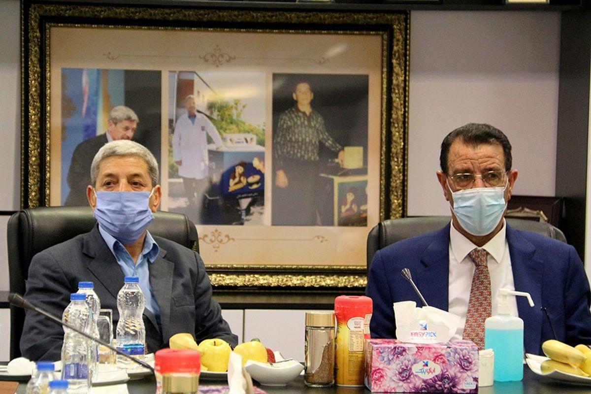وزیر کشاورزی عراق خواستار سرمایه گذاری میهن در کشورش شد