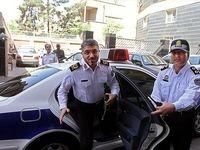 تغییر رییس پلیس راهور تهران بزرگ