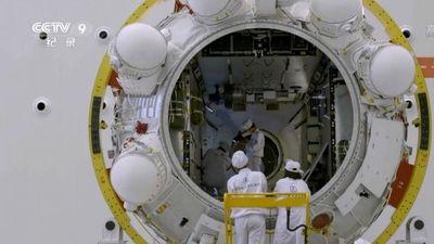 دورخیز چین برای دستیابی به فناوری فضایی سرنشیندار + تصاویر