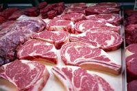سهم واردات کشور از گوشت مصرفی تنها ۱۰درصد