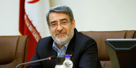 استیضاح وزیر کشور هم منتفی شد