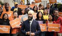 نامزد هندیالاصل نخست وزیری کانادا +تصاویر