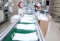 آغاز صادرات ماسک ایرانی