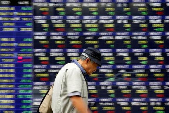 رشد سهام آسیایی به بالاترین سطح ۳ماهه رسید