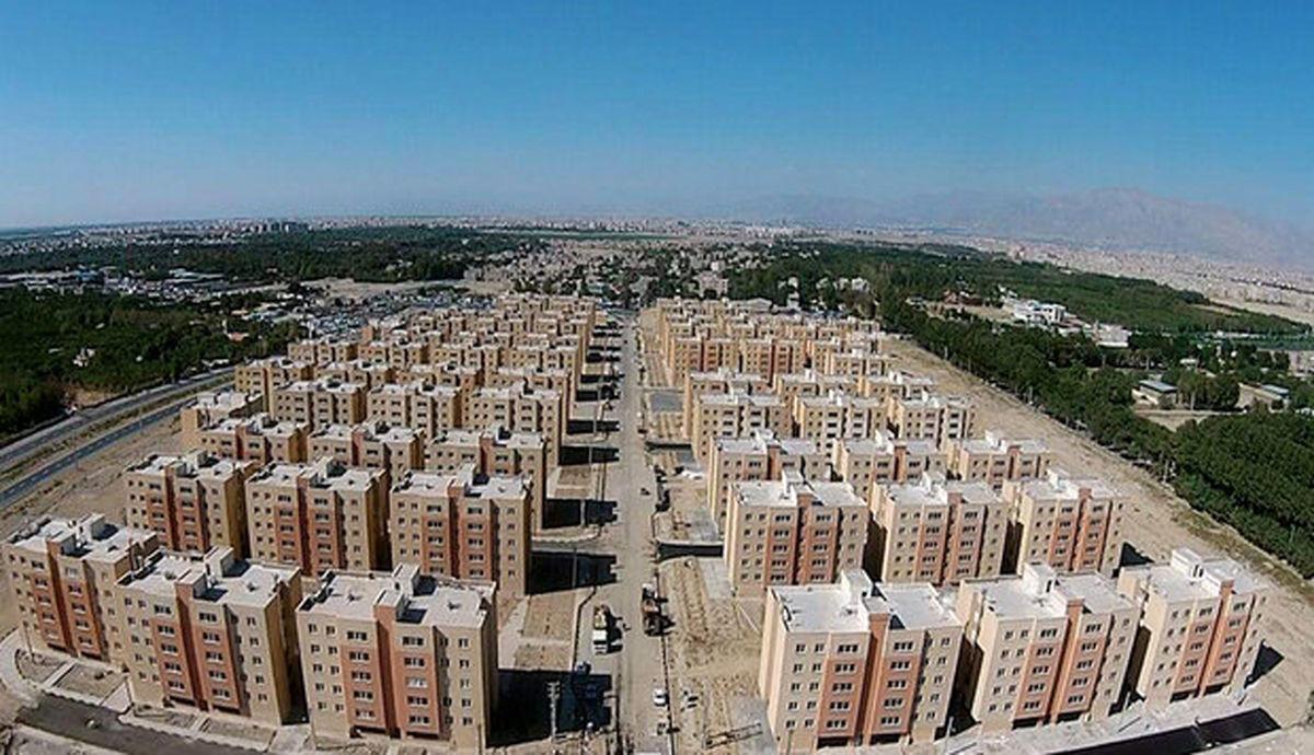 استفاده از تسهیلات طرح اقدام ملی جهت تکمیل پروژههای مسکن مهر