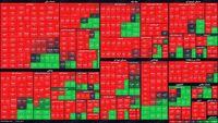 نمای پایانی بورس امروز / تداوم روند فرسایشی بازار