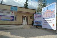افتتاح 25 خانه بهداشت ساخته شده توسط بانک آینده در مناطق زلزلهزده کرمانشاه