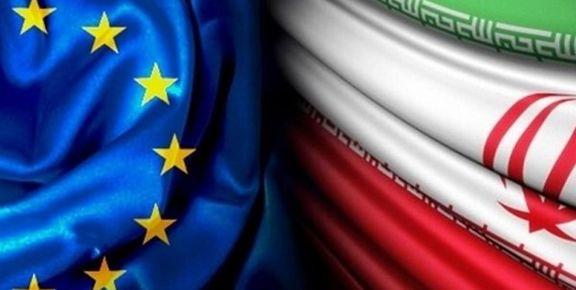 توافق اروپاییها با ایران بر سر برنامه زمانی تسهیل تجارت