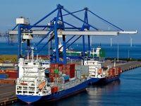 هیچ اسکلهای خالی نیست؛ صادرات و واردات در جریان است