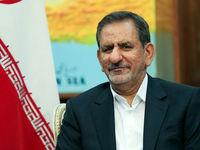 استقبال رسمی جهانگیری از نخستوزیر عراق