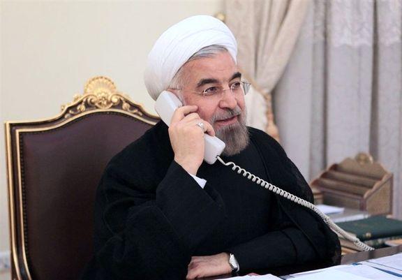 روحانی سال نو را به مراجع عظام تقلید تبریک گفت