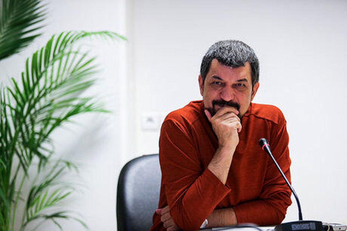 محمود شهریاری بازداشت شد