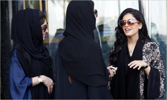 زنان بیکینی پوش در عربستان همه را شوکه کردند