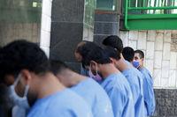 دستگیری باند قاتلان مسلح در مشهد +عکس