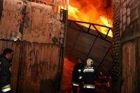 آتشسوزی در بازار بهشهر