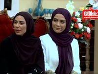 سورپرایز خواهران فرجاد برای مهران مدیری +فیلم
