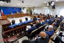 نهمین جلسه رسیدگی به پرونده بانک سرمایه برگزار شد